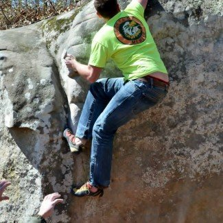 Schwarttzy Bouldering