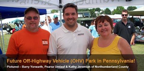 New OHV Park