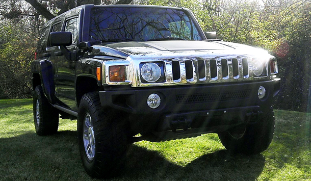 Restoring The Hummer Brand To Its Former Glory H3 Build