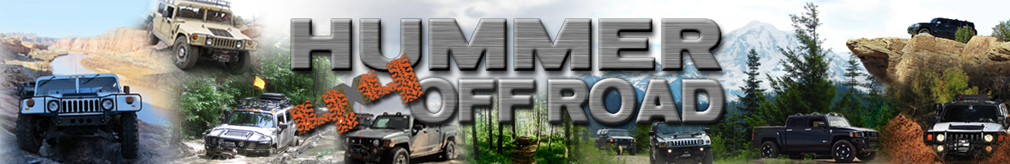 Have questions about your Hummer? Want to go Off-Road? Something broken? Head on over to the community at  Hummer 4x4 Off-Road forums to find your answers. Don't worry, about reading things on chrome and step bars here, they're most focused on dirt roads.