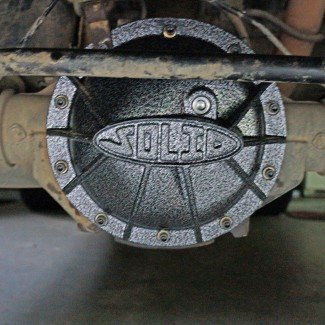 Solidaxle 10 Bolt Differential Cover