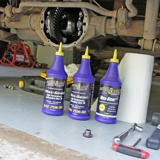 H3 Hummer AAM 860 (GM 8.6) Differential Heavy Duty Tools Needed