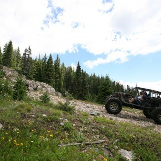 4x4 Buggy Holy Cross Trail