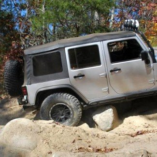 4x4 Park Gulches Off-Road