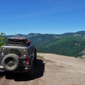 4x4 Trail Naches Pass