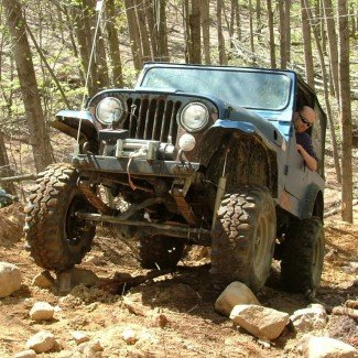 4x4 Trails Rock and Valley Off-Road Park