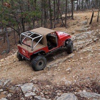 4x4 Trails Superlift Park