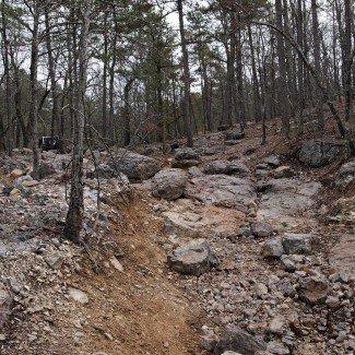 Arkansas 4x4 Trails Superlift Park