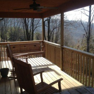 Cabin Rental in Oliver Spring Tennessee Windrock 4x4 Park