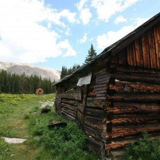 Colorado Ghost Town Holy Cross City Cabin