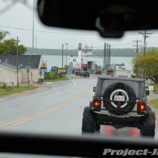 Drummond Island Ferry Off-Raod Trails