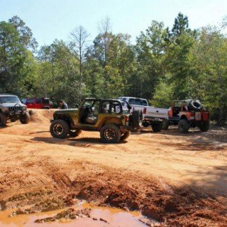 Gulches Off-Road Vehicle Park