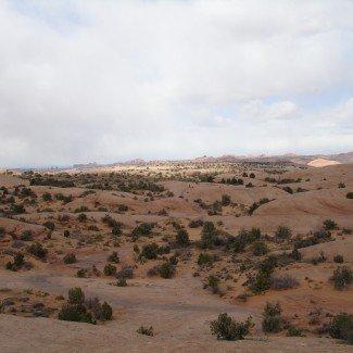 Hell's Revenge Off-raod Trail Moab Utah