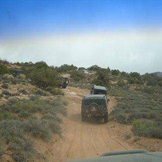 Hummer Jeep Moab Utah Steel Bender