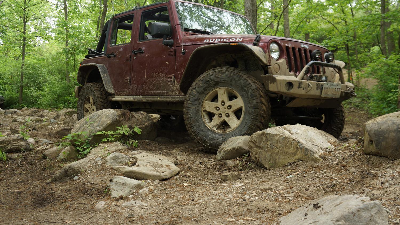 Jeep Rubicon Jk Badlands Off Road Park Schwarttzy