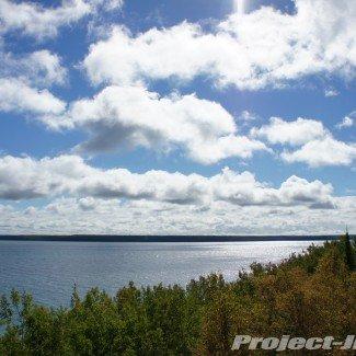 Lake Huron Off Road on Drummond Island