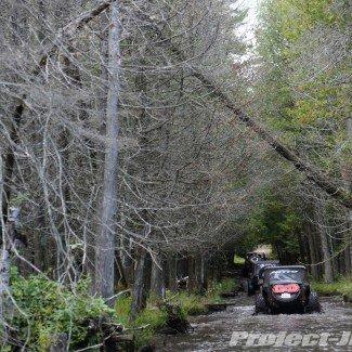 Michigan 4x4 Trails Drummond Island