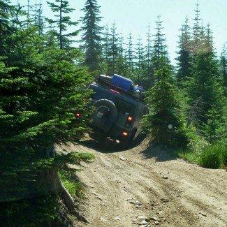 Naches Pass Trail
