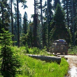 Naches Pass Washington 4x4