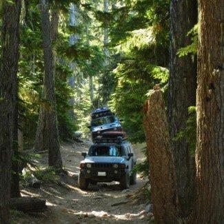 Naches Trail Pass
