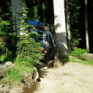 Naches Trail Washington