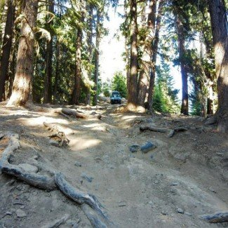 Off-Road Naches Pass