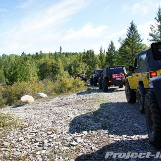 Off-Road at Drummond Island