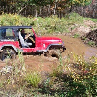 Off-Road at New York's Field of Dreams