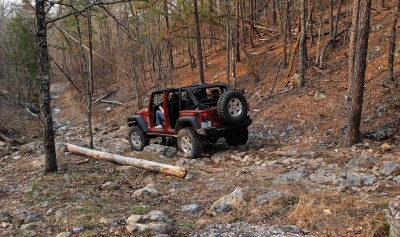 Off-Road at Superlift ORV Park