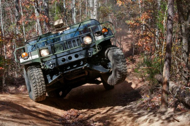 Off-Road in Gulches ORV Park