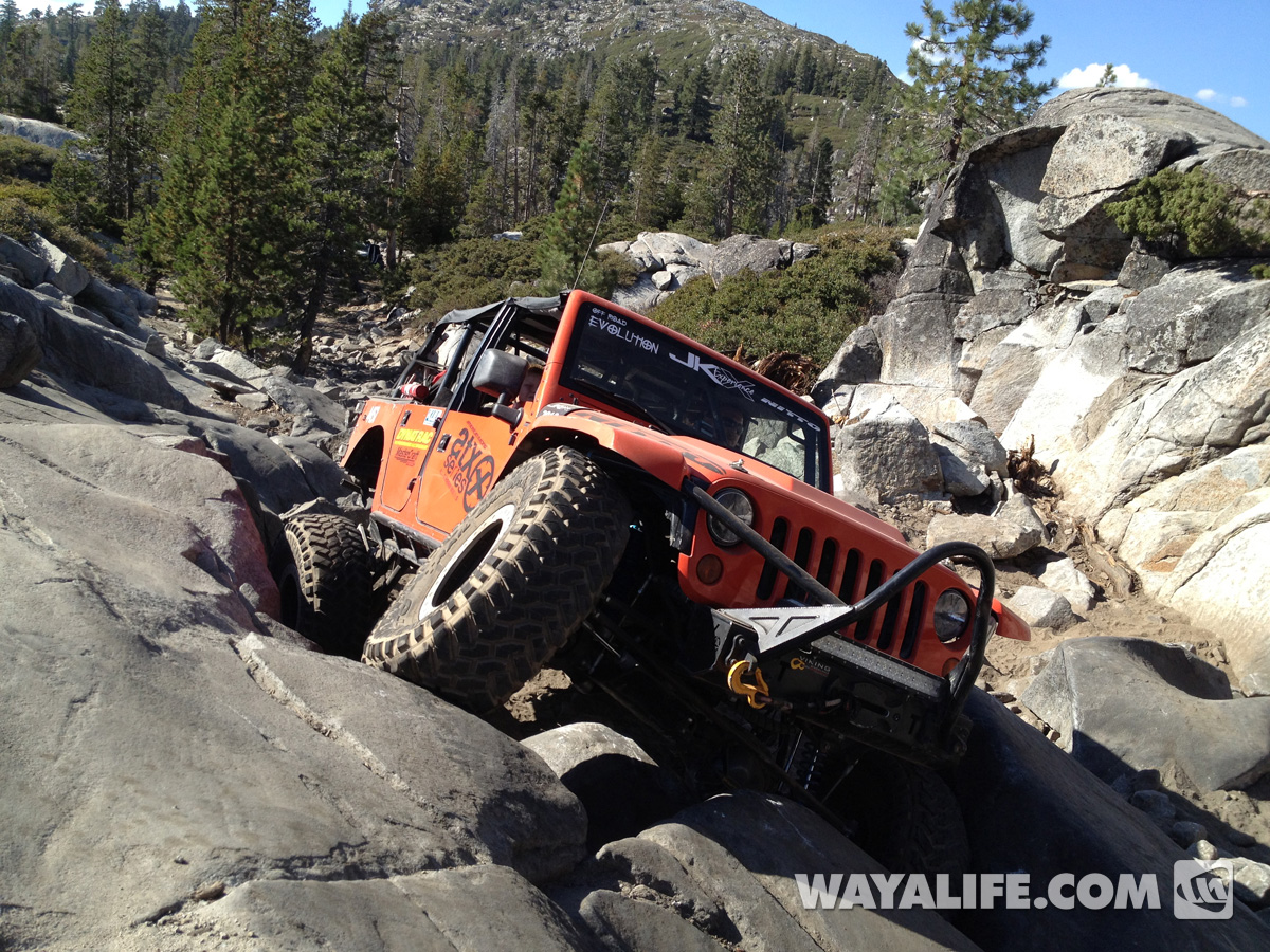 Rubicon Trail 4 215 4 Off Road Schwarttzy