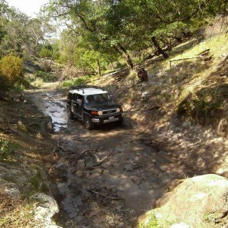 Texas Off-Road Park Canyons