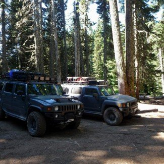 Washington Off-Road Trail Naches Pass