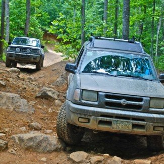 offroad park windrock tennesse