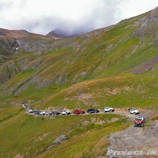 Black Bear Pass Colorado