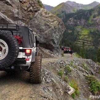 Colorado Black Bear Pass