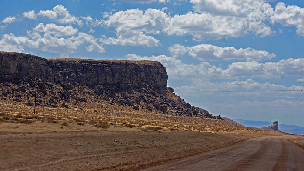 Jungo Road Short Cut to Burning Man