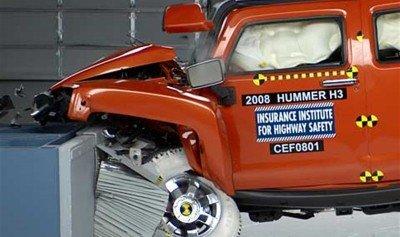 H3 Hummer IIHS Crash Rating