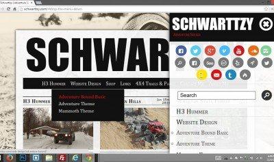WordPress Theme Semper Fi Updating