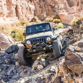 Mojave Desert 4x4 Off-Road JK Jeep