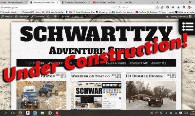 Schwarttzy Under Construction