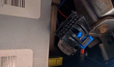 XM Connector Disconnected