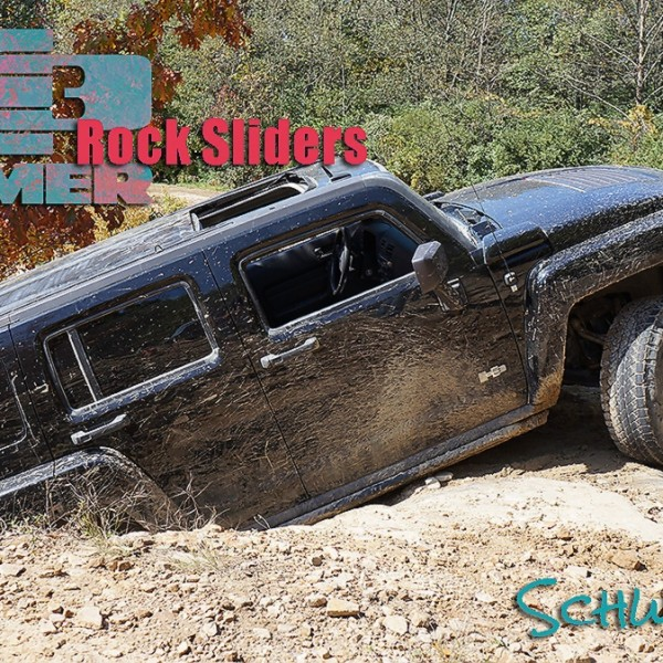 H3 Rock Sliders
