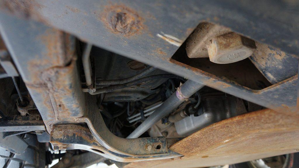 H3 Hummer Torsion Bar Lift