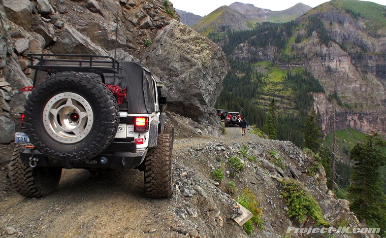 Colorado Black Bear Pass Schwarttzy