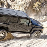 Last Chance Canyon Off-Road Hummer H3