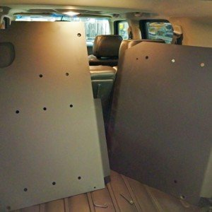 H3 Hummer Heavy Duty Underbody Protection Skid Plates