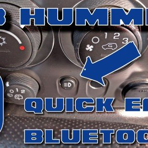 Schwarttzy.com H3 Hummer Quick and Easy Bluetooth